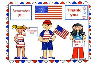 9 11 thank you kids