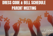 dress code and bell schedule meeting
