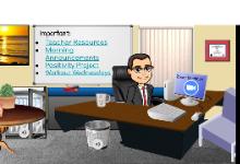 Mr. L's Office