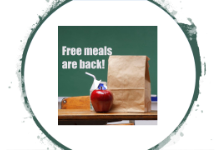 free meals are back