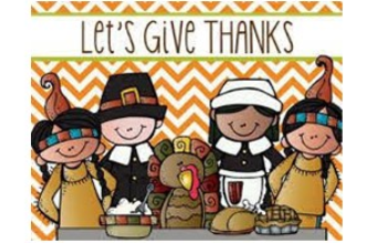 lets give thanks thanksgiving scene
