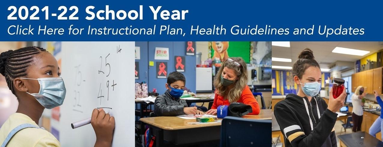 2021 2022 school year info