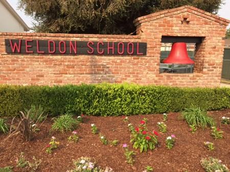Weldon Elementary bell